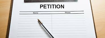 petition local